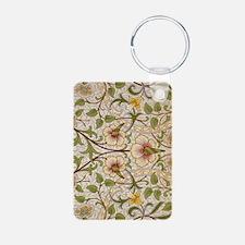 William Morris Daffodil Keychains