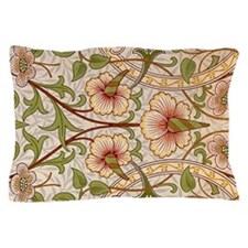 William Morris Daffodil Pillow Case