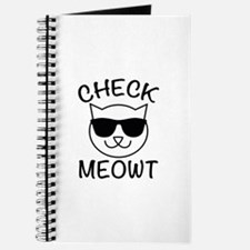 Check Meowti Journal