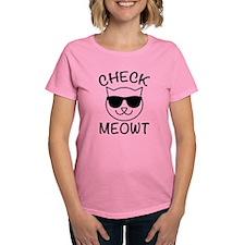 Check Meowti Tee