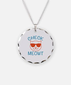 Check Meowti Necklace