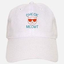 Check Meowti Baseball Baseball Cap