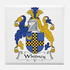 Whitney Tile Coaster