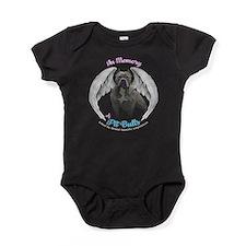 In Memory of Pit Bulls Baby Bodysuit