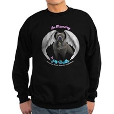 In Memory of Pit Bulls Sweatshirt