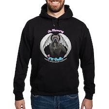 In Memory of Pit Bulls Hoodie