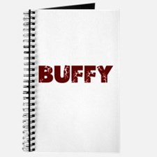 Buffy Journal