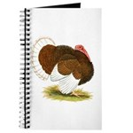 Bourbon Red Tom Turkey Journal