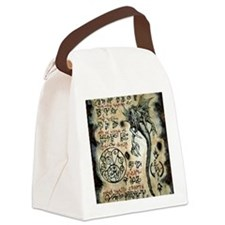 Spawn of Cthulhu Canvas Lunch Bag