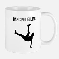 Dancing Is Life Mugs