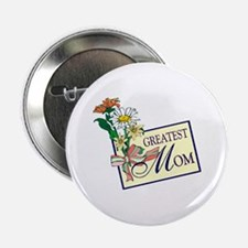 Greatest Mom Button