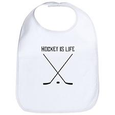 Hockey Is Life Bib