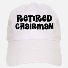 Retired Chairman Baseball Baseball Baseball Cap