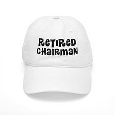 Retired Chairman Baseball Baseball Cap
