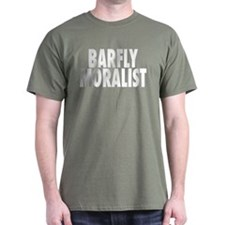 Barfly Moralist T-Shirt