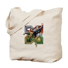 Thor VS Loki Tote Bag