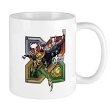 Thor VS Loki Mug