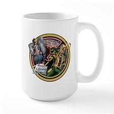 Thor VS Loki 2 Mug