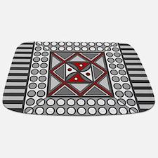 Alternating Geometric Bathmat