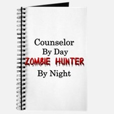 Counselor/Zombie Hunter Journal