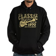 Classic Since 1970 Hoodie