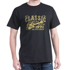 Classic Since 1970 T-Shirt