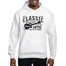 Classic Since 1970 Hoodie