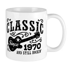 Classic Since 1970 Mug