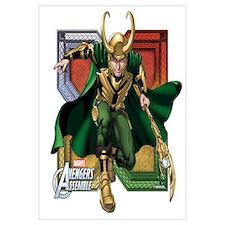 Loki 2 Wall Art