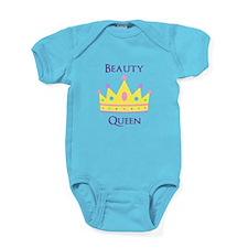 Baby Bodysuit- Beauty Queen