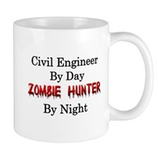 Civil Engineer/Zombie Hunter Mug