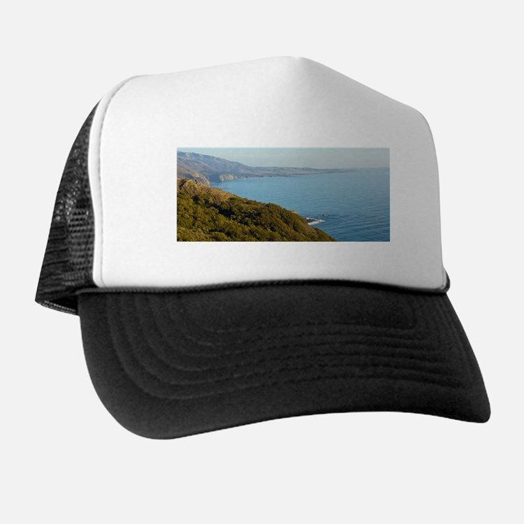 Color Coast Trucker Hat