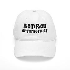 Retired Optometrist Baseball Baseball Cap