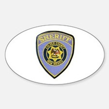 Colfax County Sheriff Decal