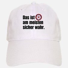 This is Most Certainly True Baseball Baseball Cap