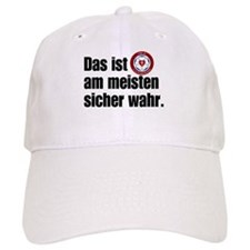 This is Most Certainly True Baseball Cap