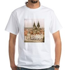 prague tyn church.jpg T-Shirt