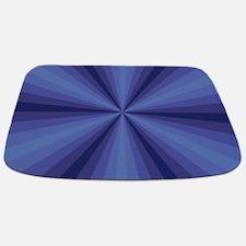 Blue Illusion Bathmat