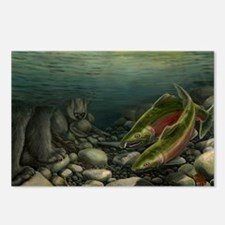 Save Our Salmon Postcards (Package of 8)