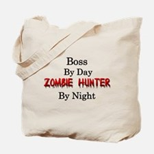 Boss/Zombie Hunter Tote Bag