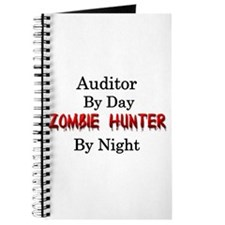 Auditor/Zombie Hunter Journal