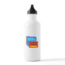 Lead A Man To Congress/Milton Berle/ Water Bottle