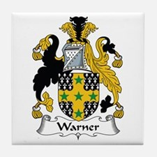 Warner Tile Coaster