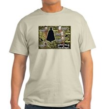 Jack the Ripper Victim Map Original T-Shirt