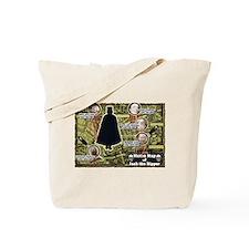 Jack the Ripper Victim Map Original Tote Bag