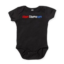 abort obamacare Baby Bodysuit