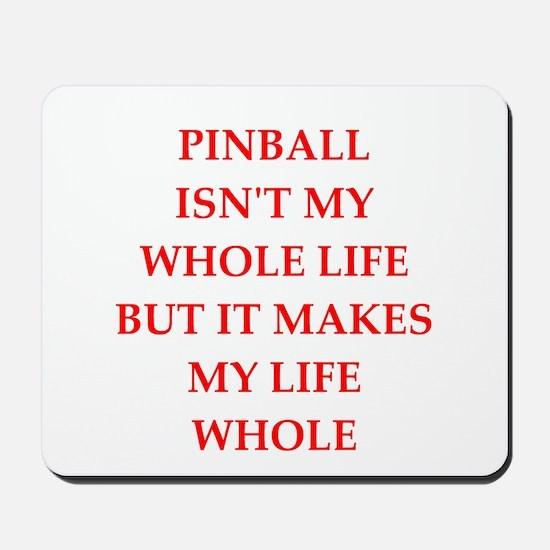 PINBALL Mousepad