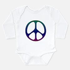 Pastel Peace Body Suit