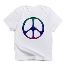 Pastel Peace Infant T-Shirt