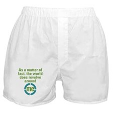 World Revolve Boxer Shorts